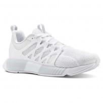 Reebok Fusion Flexweave Cage Running Shoes Womens White CN4712