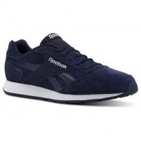 Reebok Royal Glide Shoes For Men Navy/White CN4562