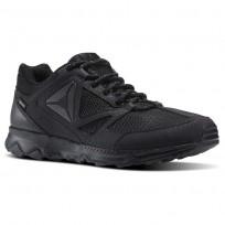 Zapatillas Running Reebok Skye Peak Gtx 5.0 Hombre Negras/Gris BS7669