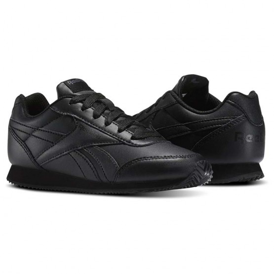 Shoes Reebok Royal Classic Jogger Kids Black V70491