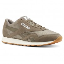 Reebok Classic Nylon Shoes Mens Grey CN3343
