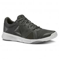 Reebok Flexile Training Shoes Womens Black/Grey CN1027