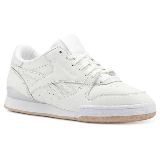 Reebok Phase 1 Pro Schuhe Damen Weiß/Beige/Rosa Gold CN5460