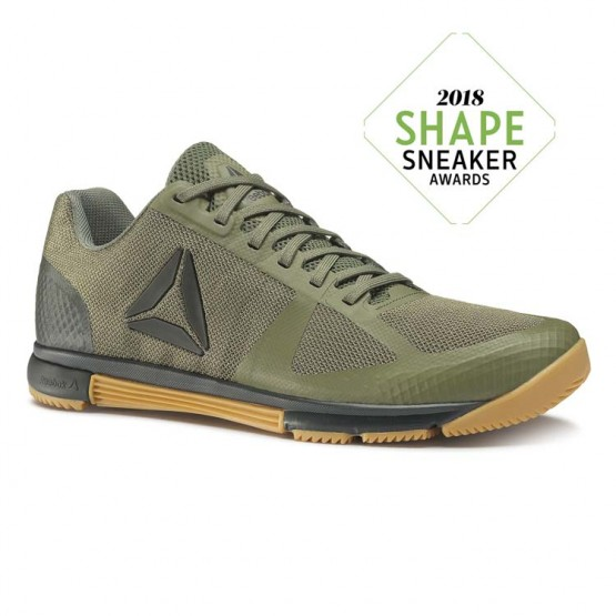Reebok Speed Training Shoes Mens Green CN4533