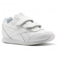 Shoes Reebok Royal Classic Jogger Kids White V70472