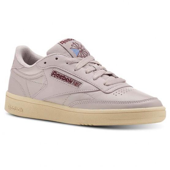 Reebok Club C 85 Schuhe Damen Lavendel CN5465