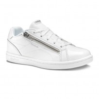 Shoes Reebok Royal Complete Girls White/Silver DV3673