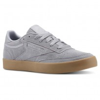 Shoes Reebok Club C 85 Womens Grey CN3352