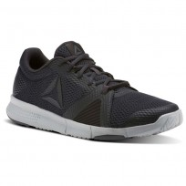 Training Shoes Reebok Flexile Mens Black/Grey CN1024