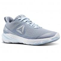 Reebok Osr Running Shoes Womens Grey/Blue/White BS8530