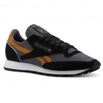 Reebok Classic 83 Shoes Mens Black/Grey/White CN3598